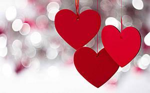 Что подарить любимому человеку на День Влюбленных?