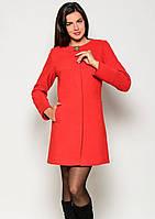 Пальто женское №41 (красный)
