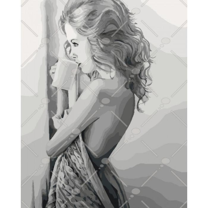 Картина по номерам Наедине с мечтами КНО4545