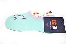 Шкарпетки короткі жіночі SOI Слід 23-25 р. (36-40) * асорті, фото 2