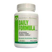 Universal Nutrition Daily Formula 100 tab. Витаминно-минеральный комплекс