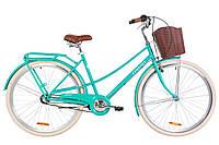 "Велосипед Dorozhnik Comfort Female PH 28"" бирюзовый"