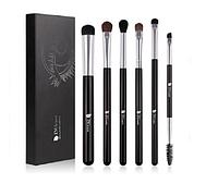 Набор профессиональных кистей  DUcare Beauty Pro brush set 6N