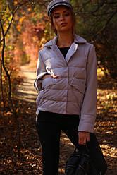 Женская куртка весна -осень 2019 Василина  Nui Very (Нью вери)