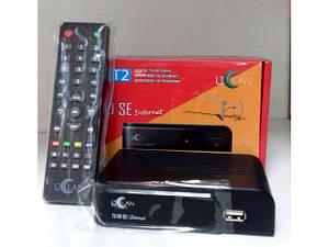 Цифровой тюнер Т2 uClan T2 HD SE Internet (DVB-T2, T) без дисплея *39872