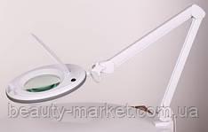 Лампа-лупа настольная LS-6027 на 5 диоптрий