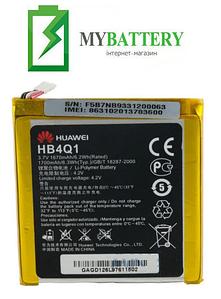 Оригинальный аккумулятор АКБ (Батарея) для Huawei U9500/ U9200/ U9510e/ HB4Q1 1670mAh 3.7V