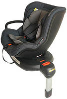 Автокресло Welldon Safe Rotate FIX графитовый/серый (IG03-S95-001)