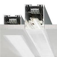 Врезные (встраиваемые) линейные светодиодные LED(ЛЕД) светильники