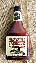 Mississippi Barbecue Sauce Original 1560ml
