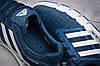 Кроссовки мужские  Adidas Climacool, синий (13403),  [  44 (последняя пара)  ], фото 6