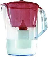 Фильтр кувшин для воды Барьер Норма красный