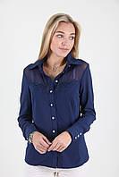 Легкая женская рубашка   Размеры:S/M L/XL