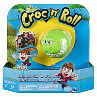 Croc 'N' Roll - весела сімейна гра для дітей.Spin Master.