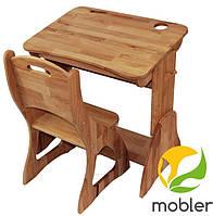 Комплект Парта и стул ТМ Mobler