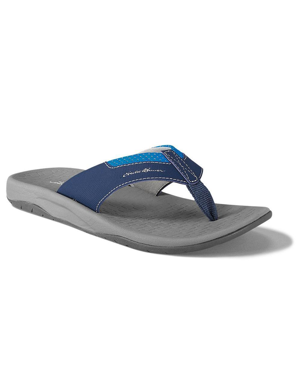 Шлепки Men's Eddie Bauer Break Point Flip Flop US 13