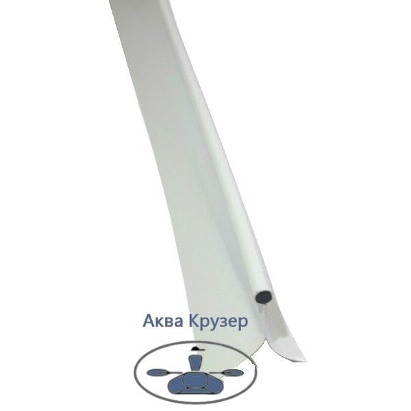 Ликтрос (баночный леер, рельс), 150 см, цвет светло-серый, для надувных лодок ПВХ