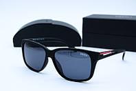 Солнцезащитные очки PrР 2301 черные матовые