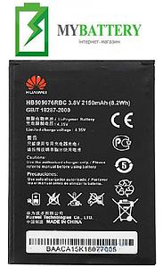 Оригинальный аккумулятор АКБ (Батарея) для Huawei G700/ G610/ Y600/ A199/ C8815/ HB505076RBC 2150mAh 3.8V