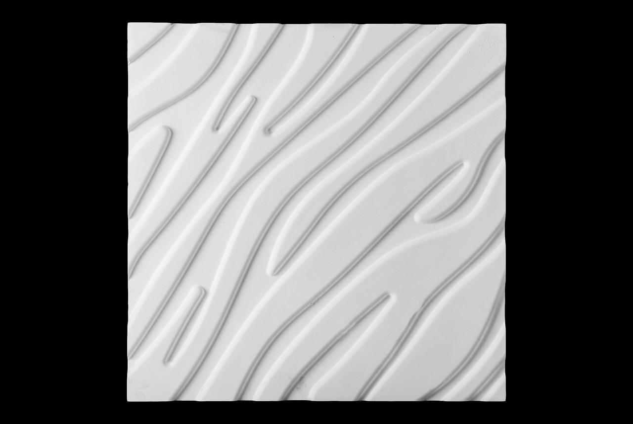 Декоративные гипсовые 3D панели Gipster «Марибель»