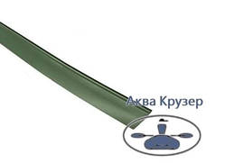 Ліктрос (баночний леєр, рейок), 50 см, зелений - для надувних човнів ПВХ