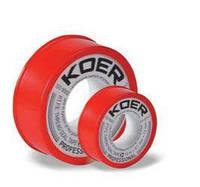 Фум лента для воды Koer Professional STP-01