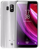 "Homtom S7 5,5"" HD 18:9 4G Android 7,0 mtk6737 4 ядра 3G RAM 32G ROM 2900 мАч 13MP отпечаток пальцев, фото 1"