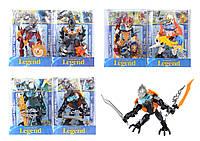 """Конструктор 006-39 """"Warriors of  Legend"""" 6шт.6в.в кор.35*20*25/12/72"""