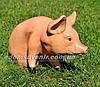 Садовая фигура Свинья сидячая и Кабанчик малый, фото 4