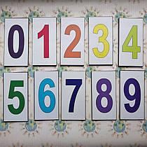 Магнитики обучающие Цифры Набор