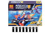 """Конструктор """"NEXO knights"""" 110дет. в кор. 22*17*4,5 см. /96/"""