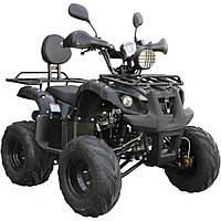 Квадроцикл Spark SP125-5  (цвет чёрный, синий) / camo (цвет камуфляж)