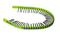 Саморез для гипсокартона на ленте, мет., 3,9х30, оцинк, PH2, упак. 1000 шт, Швеция