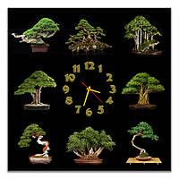 Часы настенные квадратные 90х90см - К1