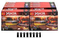 "Конструктор ""Ninja"" (коробка, 8шт.) 38*18.6*14.4см"
