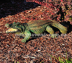 Садовая фигура Аллигатор и Аллигатор малый, фото 2