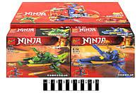 "Конструктор ""NINJA"" (коробка 8шт) 38*18,6*14,4см. /18/144/"