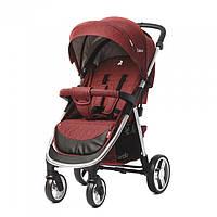 Новая прогулочная коляска  CARRELLO Unico CRL-8507 Deep Red