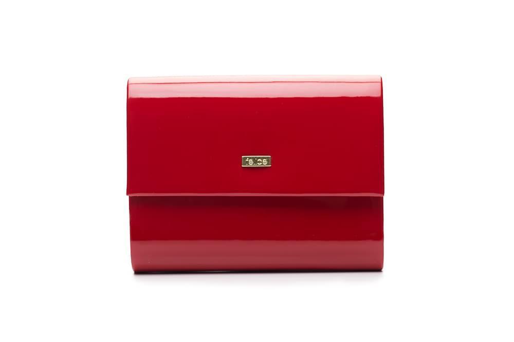abc1f6ec9421 Вечерний женский клатч Felice Красный (F14Red): продажа, цена в ...