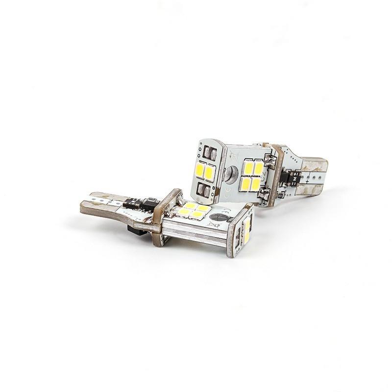 Світлодіодні лампи Carlamp 550Лм 10-16В 6000К 3GS10-T15-W