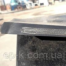 Лента конвейерная ТК-200 800*5, 5/2 ГОСТ 20-85, фото 3