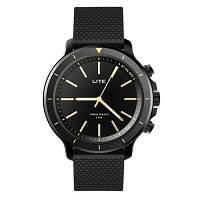 Zeblaze Vibe Lite - гибридные часы - Черный