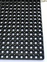 Грязезащитное покрытие ячеистое резиновое 1000х1500х22мм