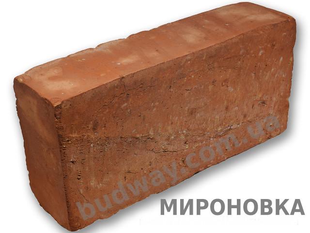 Кирпич рядовой М100 (Мироновка)