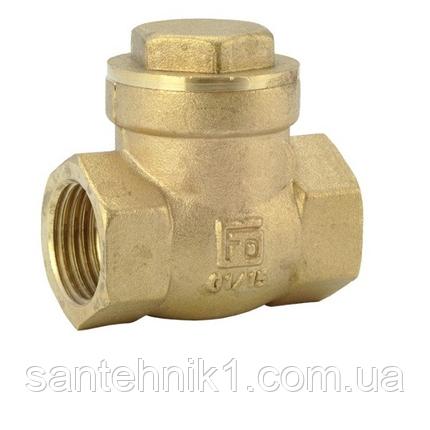 Клапан обратный FADO  32 1*1/4'', фото 2