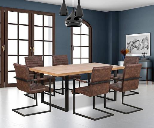 Стол обеденный TORRES 160*90  (Halmar), фото 2
