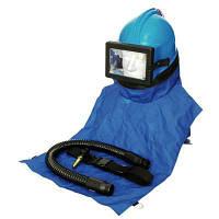 Шлем пескоструйщика Comfort-1 с перелиной
