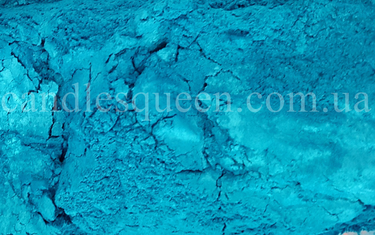 Перламутровый пигмент синий 50 г