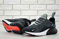 Кроссовки мужские в стиле Nike Air Max 270 (Реплика ААА+), фото 1