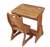 Комплект Парта и стул (70 см) ТМ Mobler